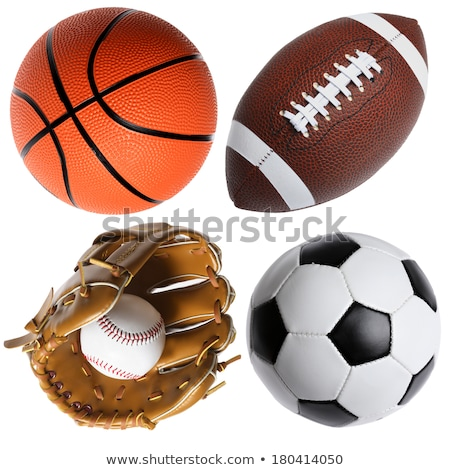 Assorted Baseball Gloves Stock photo © ClipArtMascots