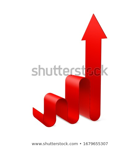Sign Up Red Vector Icon Design stock photo © rizwanali3d