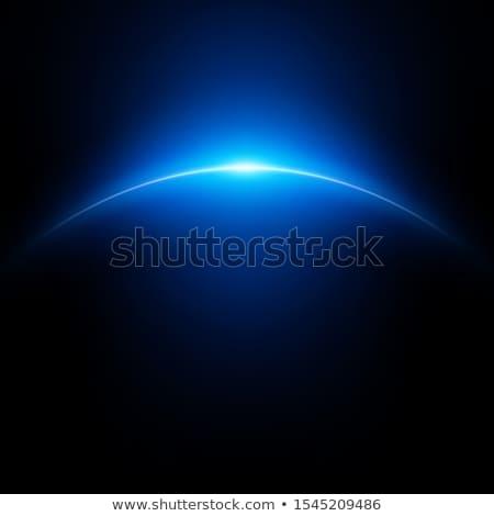 shining planet   Stock photo © zven0