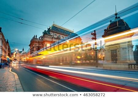 Praga · centro · de · la · ciudad · República · Checa · ciudad · país - foto stock © LucVi