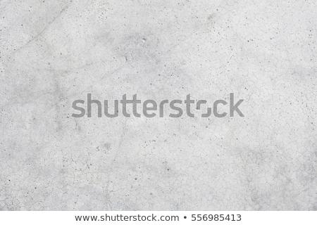Grunge concretas textura blanco pintura piso Foto stock © stevanovicigor