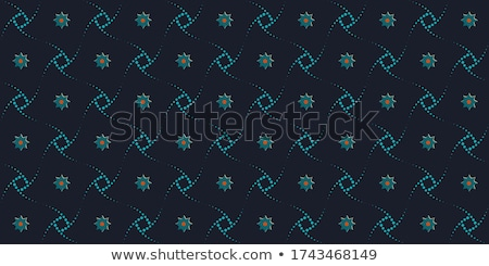 türkis · linear · Textur · Mode · abstrakten - stock foto © almagami