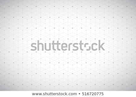 gray background with minimal wire mesh Stock photo © SArts
