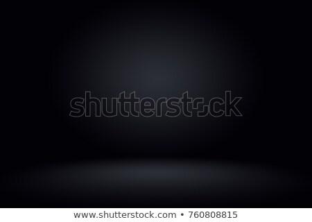 黒 スタジオ ベクトル 勾配 空っぽ テクスチャ ストックフォト © ExpressVectors