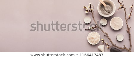 Natural Spa and Skincare Products Stock photo © marilyna