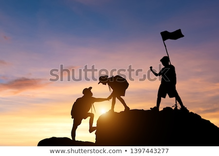 A young Boy Scout Stock photo © bluering