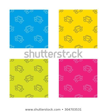 ícones · do · internet · padrão · ilustração · formato · eps · 10 - foto stock © netkov1