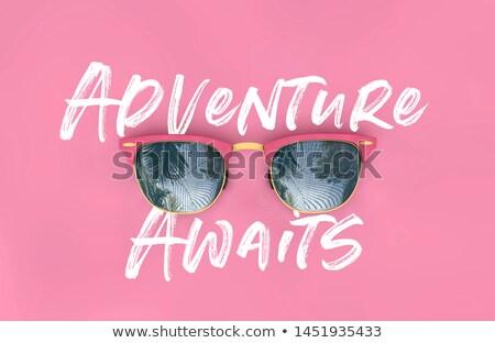 Tropical Destinations - Adventure Awaits Stock photo © kbuntu