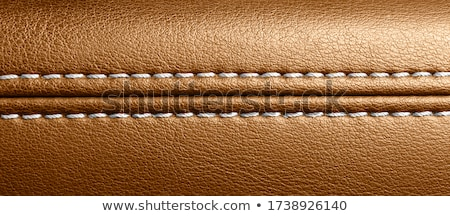 ドア ブラウン 人工的な 皮膚 テクスチャ 抽象的な ストックフォト © Paha_L
