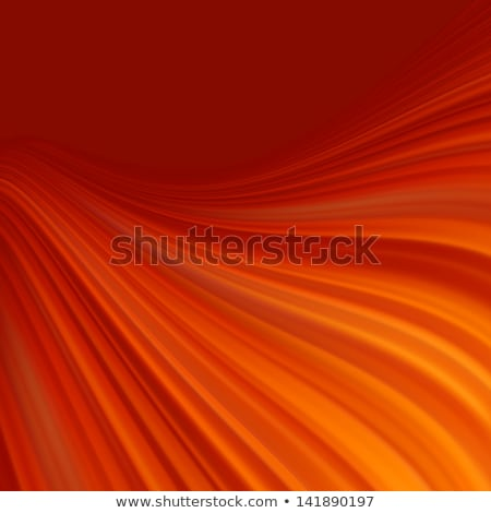 Abstract smooth twist light lines. EPS 8 Stock photo © beholdereye