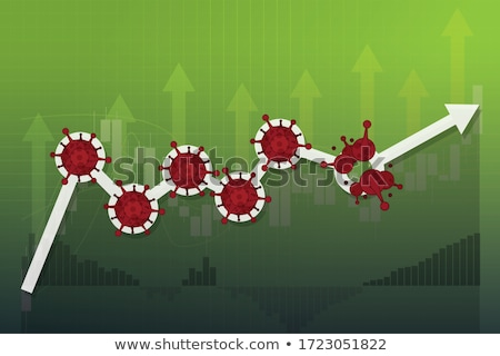 牛 · 市場 · ビジネス · 金融 · 成長 - ストックフォト © experimental