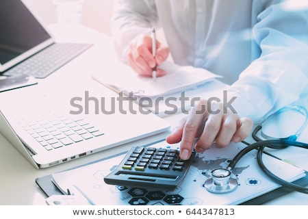 Hospital Care Costs Stock photo © Lightsource