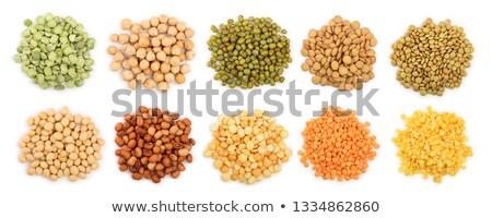 dry peas Stock photo © brux