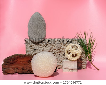 Variety Cosmetic Sponges Stock photo © Discovod