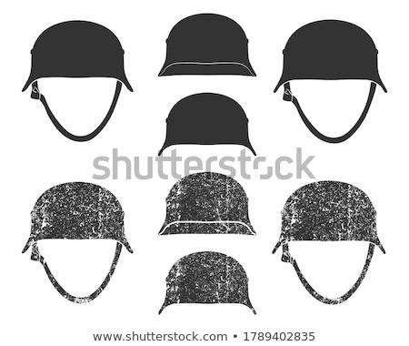 german world war two helmet stock photo © cosma