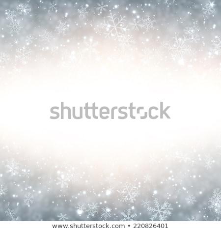 Csillagos karácsony karácsony csillagok Stock fotó © derocz