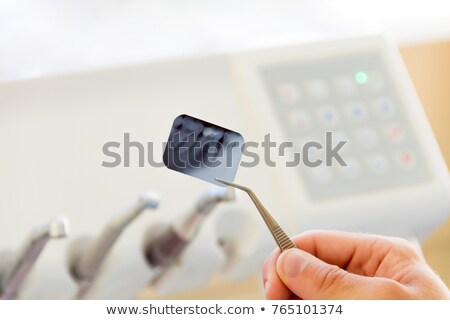 Doctor Holding Drill Machine Stock photo © AndreyPopov