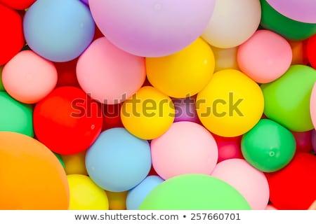 abstract balloons background seamless stock photo © boroda