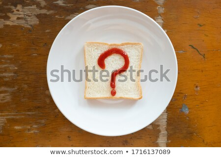 Bread Question Stock photo © Lightsource
