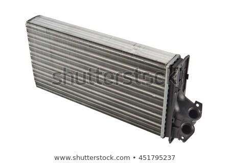 Autó fűtés radiátor pozició csoport szolgáltatás Stock fotó © Phantom1311