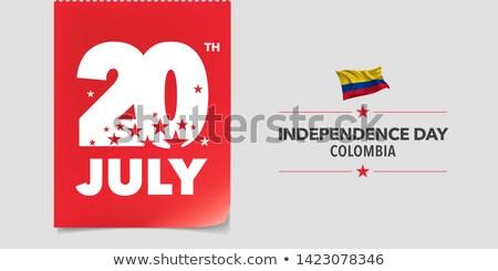 20th July Stock photo © Oakozhan