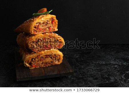 Savory pastries Stock photo © Digifoodstock