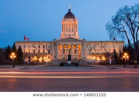 Manitoba Legislative Building in Winnipeg  Stock photo © benkrut