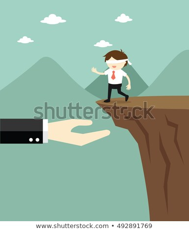 Career Pitfall Solution Stock photo © Lightsource