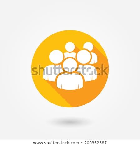 Internet fórum atividade comunicação conversa on-line Foto stock © Genestro