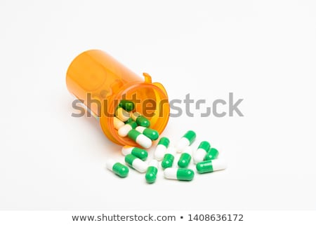 medicine spilling out stock photo © vichie81