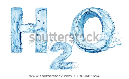 H2O  Stock photo © iodrakon