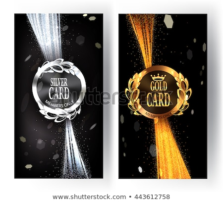 koninklijk · goud · kroon · juweel · Rood - stockfoto © elisanth