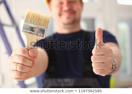 craftsman thumbs up Stock photo © photography33