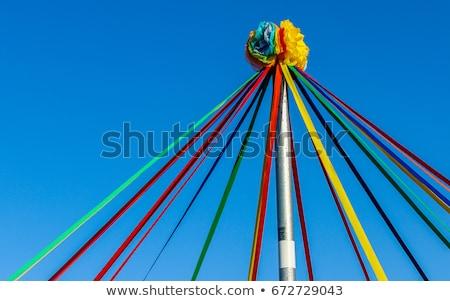 May pole Stock photo © franky242