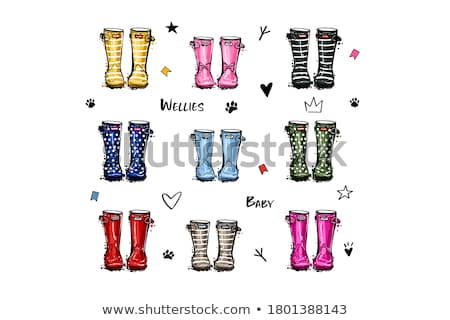 Pair of wellington boots Stock photo © photography33