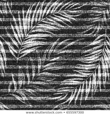 Seamlessly fading leaf pattern. Stock photo © Leonardi