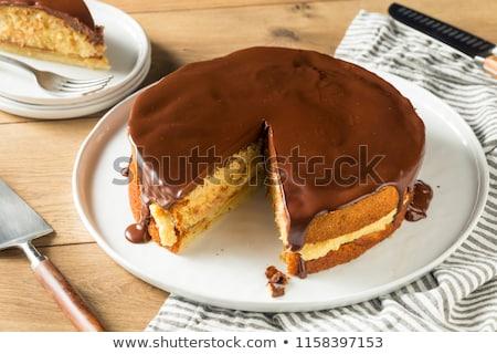 Cream Pie Stock photo © smuki
