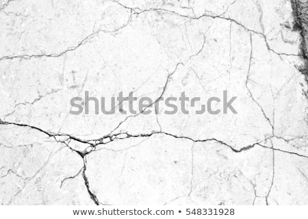 Broken glass on an old grungy stone floor Stock photo © lucielang