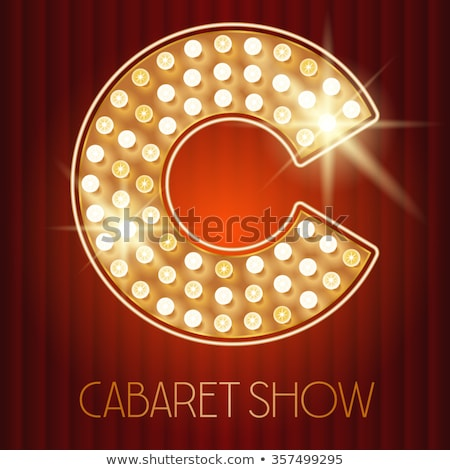Cabaret Show Stock photo © rudall30