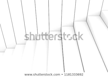 白 · 郡 · ベクトル · 眼 · デザイン - ストックフォト © muuraa