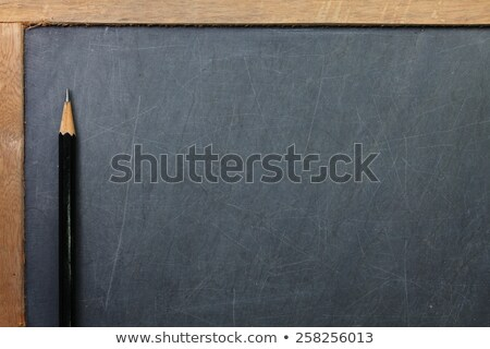 blank slate blackboard sign  Stock photo © PixelsAway