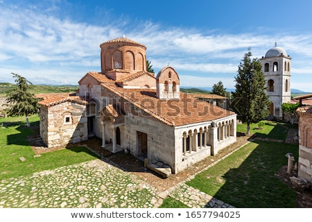 byzantine church dome Stock photo © sirylok