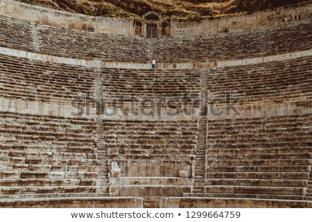 Ancient amphitheatre  Stock photo © wime