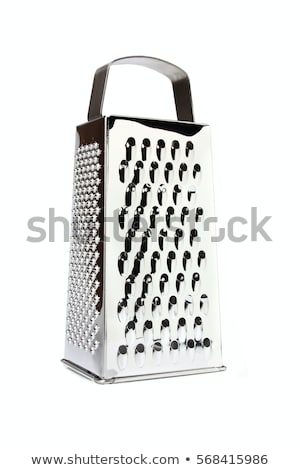 grater isolated on white background stock photo © ozaiachin