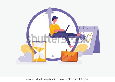 Time to hire Stock photo © fuzzbones0
