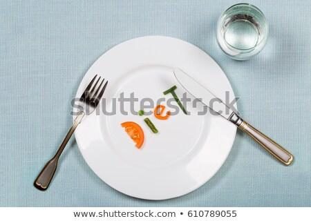 терять овощей слов различный тип Сток-фото © fuzzbones0