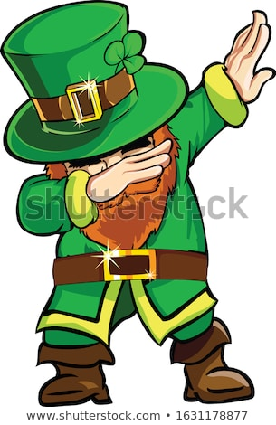 Stock photo: leprechaun