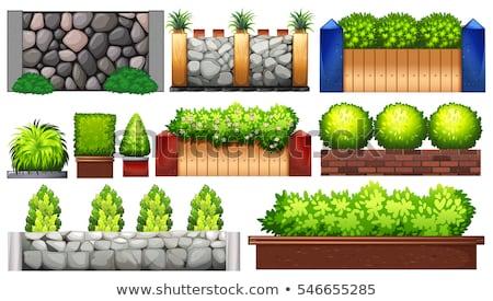 木製 · スタイル · 単純な · テクスチャ · 建物 · 木材 - ストックフォト © bluering