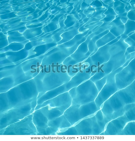 抽象的な 水中 光 3dのレンダリング 背景 水 ストックフォト © klss