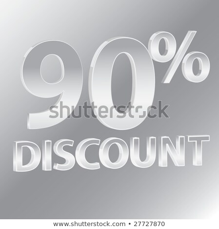 Argent financière vente nombre acheter face Photo stock © dzsolli